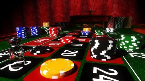 Gambling and Bankruptcy